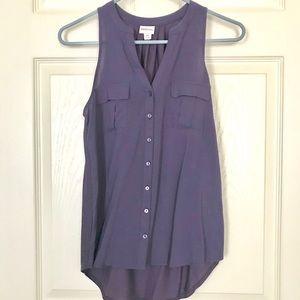 Cute purple merona top